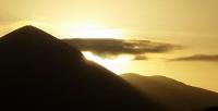 Sunset of life